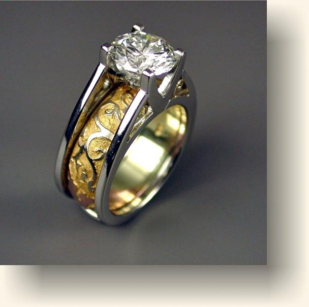 Kim Eric Lilot Exclusive Range Of Engagement Rings